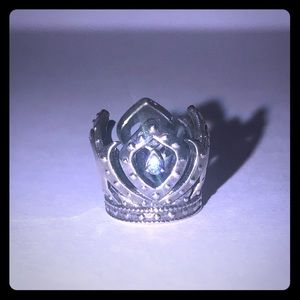 Disney x Pandora Elsa's Crown Charm